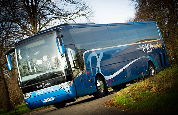 Private Coach Hire